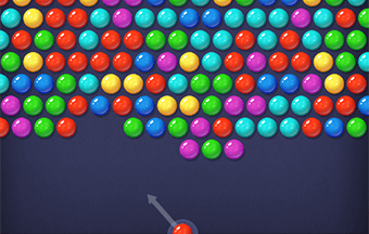 Jeu de Bubble Shooter HD