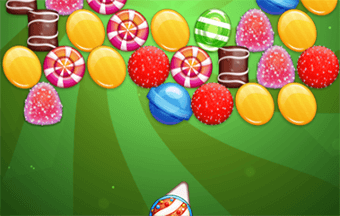 Jeu de Candy Bubble Shooter